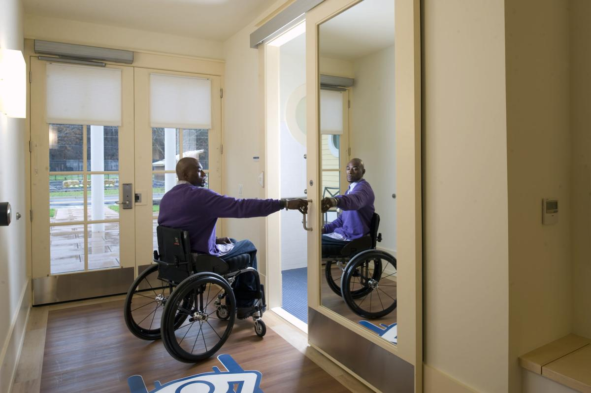 Project designs homes for wounded soldiers