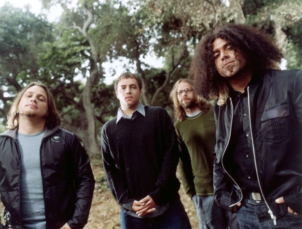 Music Scene: Coheed and Cambria, Jonny Corndawg Connor Donahue