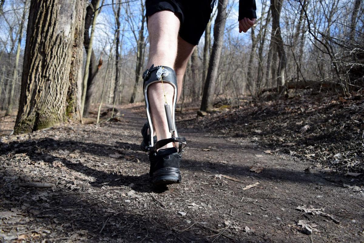 Engineers create boot-like device for easier walking