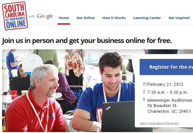 Google offering free websites for businesses