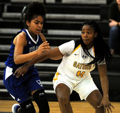 Goose Creek Fort Dorchester girls basketball