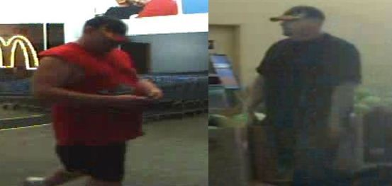 Charleston police release photos of suspect in car break-ins