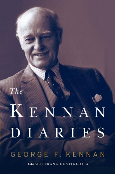 Review: 'Kennan Diaries' track diplomat's sweeping career, concerns