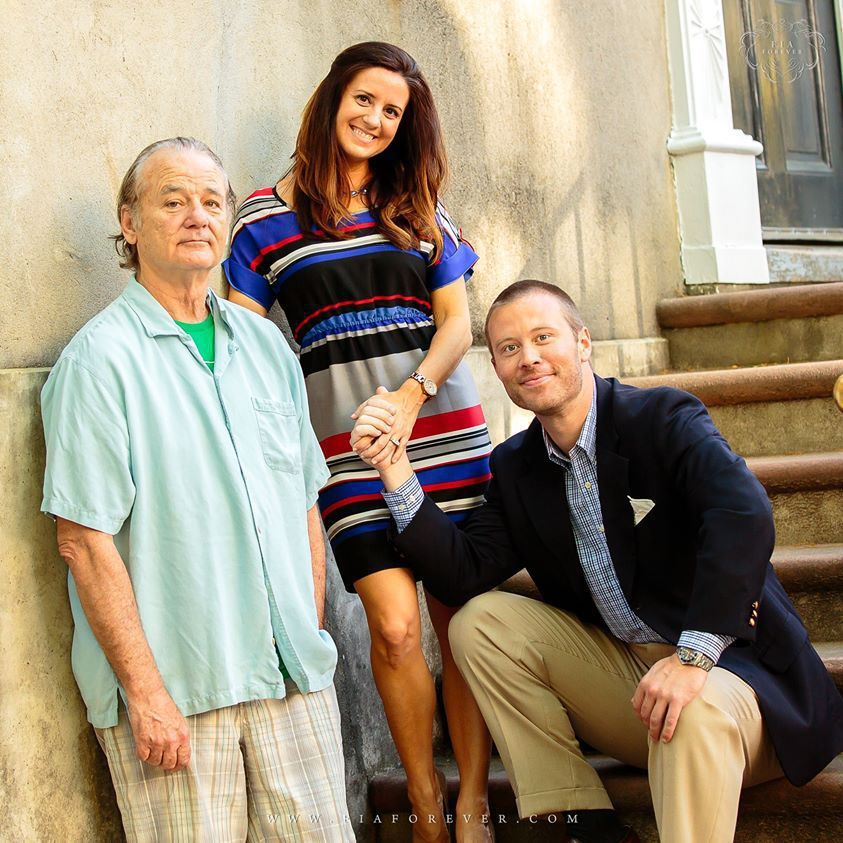 Bill Murray makes another engaging appearance in Charleston The world can't get enough Bill Murray