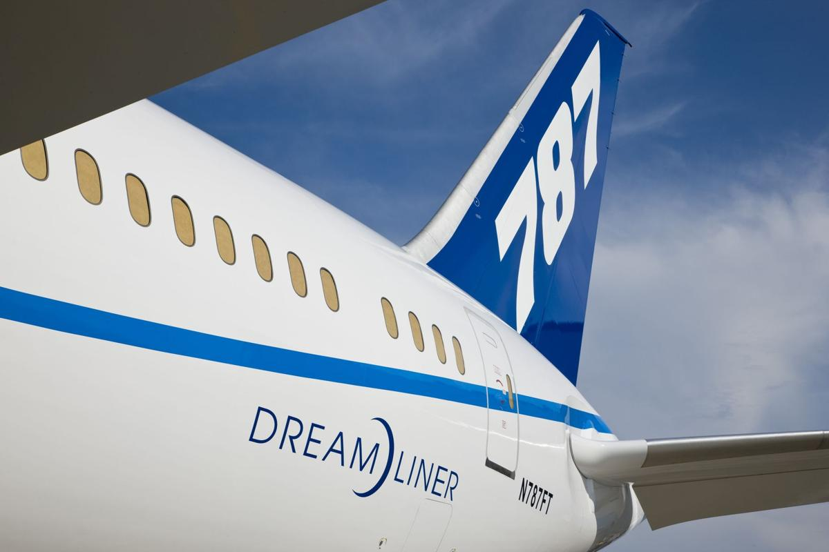 Boeing reports strong first quarter