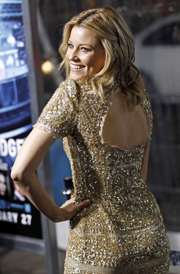 Elizabeth Banks goes out on 'Ledge' to try action