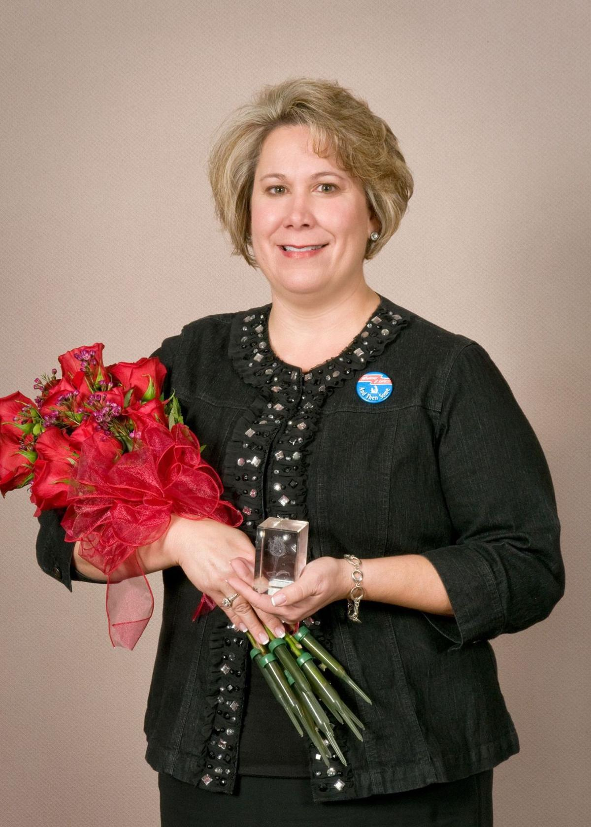 Local nursing director honored