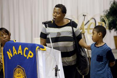 Residents ask for changes in policing