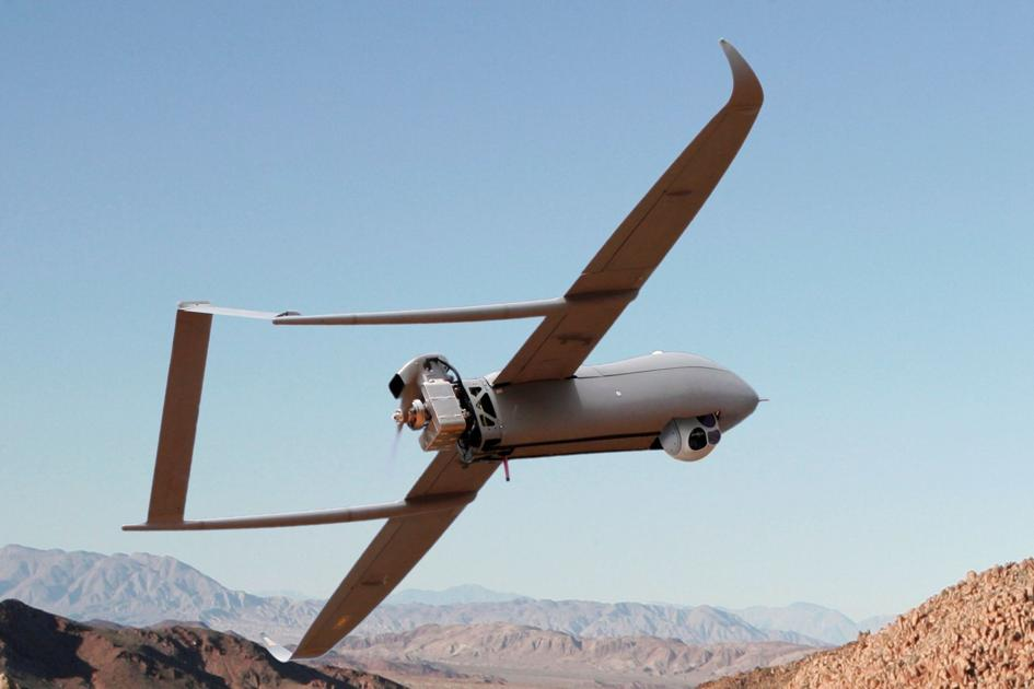 Charleston aerospace firm tied to Qatar military buys spy drone