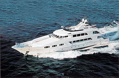 Big boat gets a big bill: Tax charge of $395,826