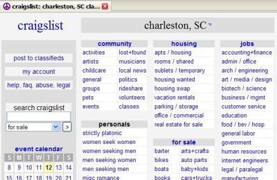 Craigslist at center of sex trade storm | News