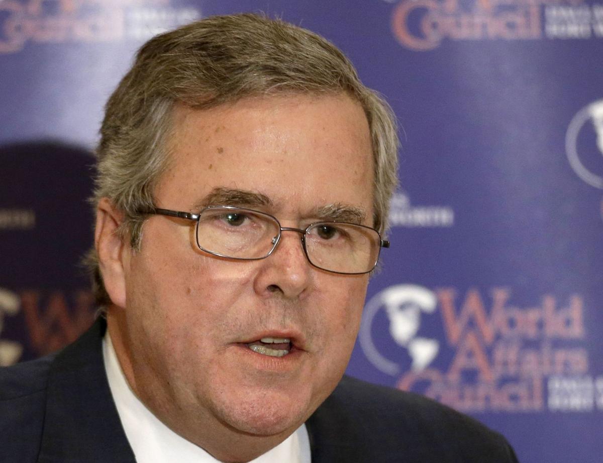 Jeb Bush says immigrants 'more fertile,' fuel economy