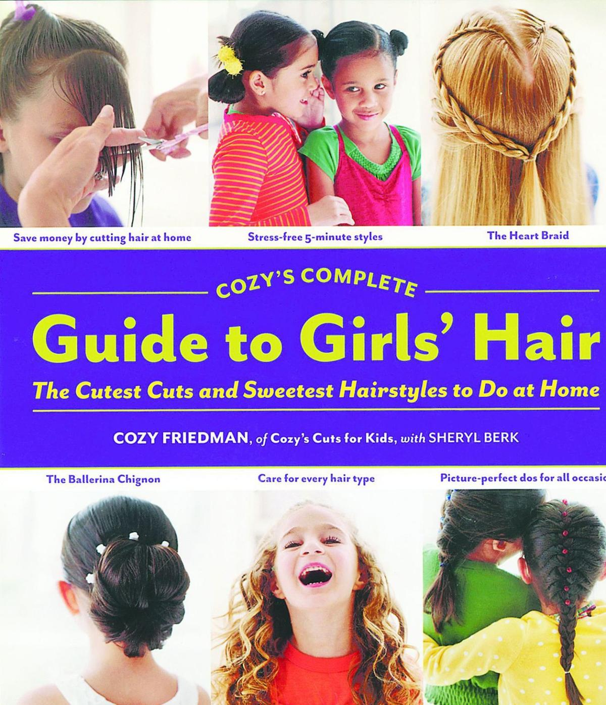 How-to book for little girls' hair