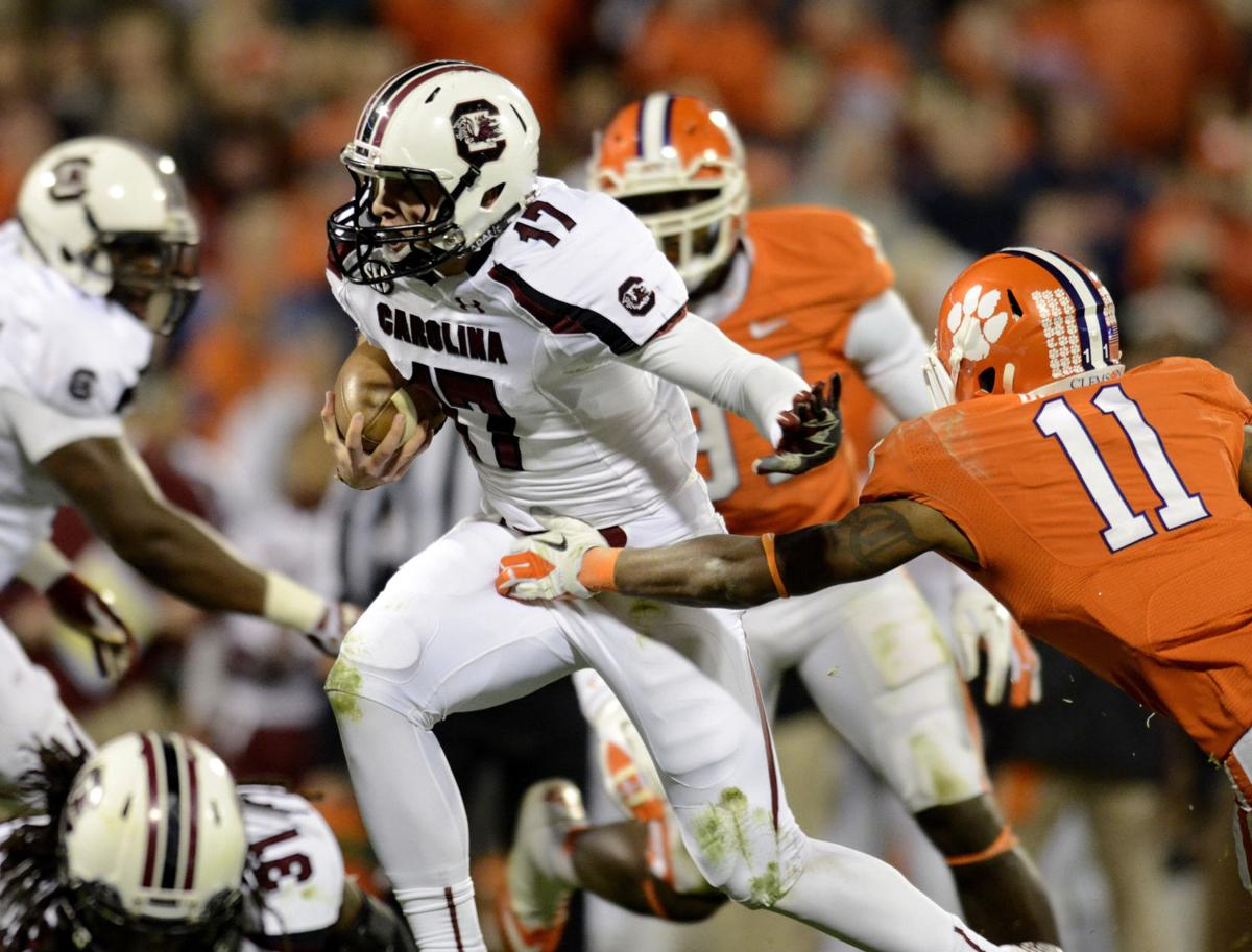 South Carolina in second tier of preseason rankings; Clemson follows in third grouping