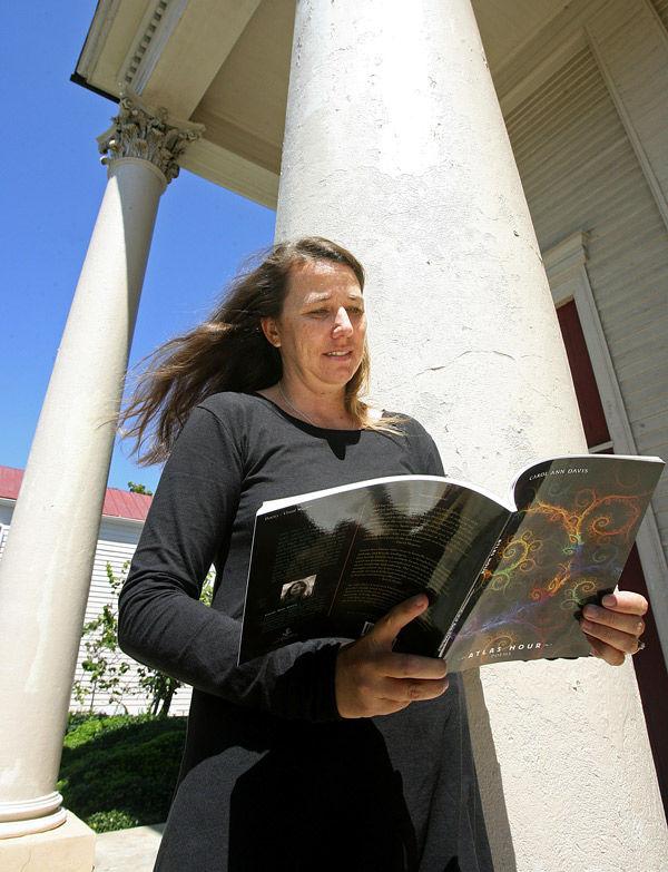 HIGH PROFILE: Poet thrives on full life