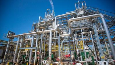 Berkeley Co. petrochemical plant unveils upgrades (copy)