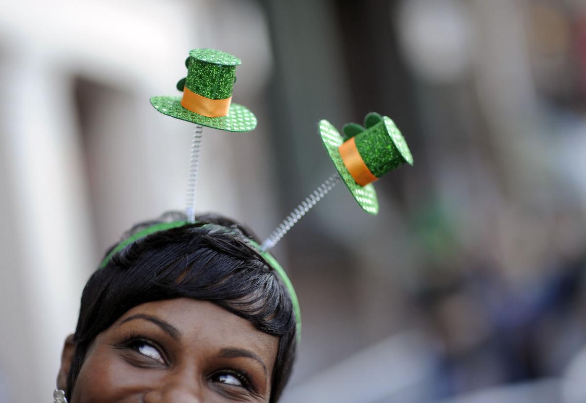 Revelers celebrate St. Patrick's Day from New York to Dublin
