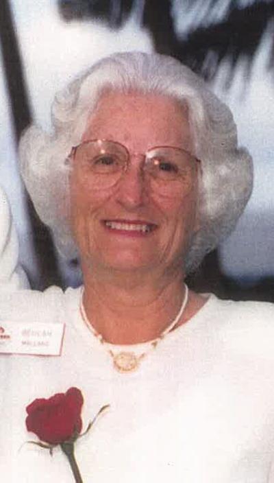 Obituary: Beulah Louise (Patterson) Mallard
