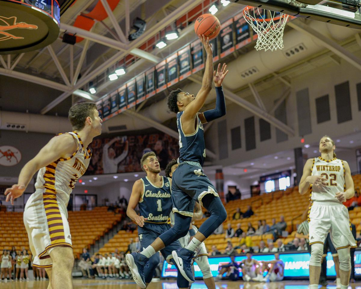 Charleston Southern Winthrop Big South