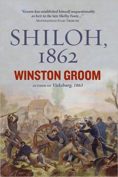 'Shiloh' brisk account of brutal battle