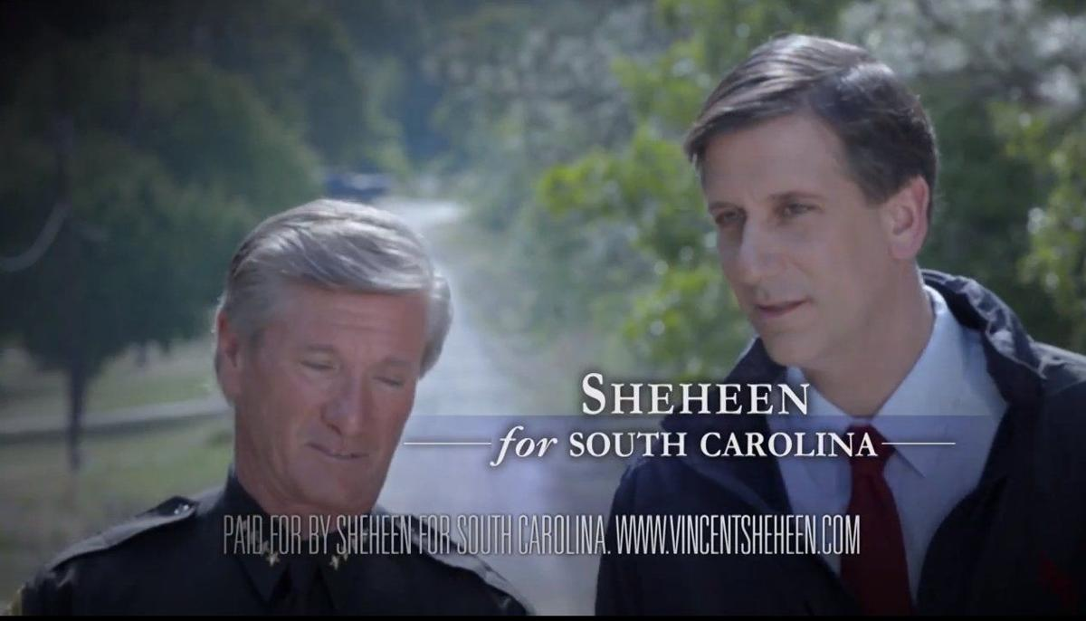 Sheheen's first TV advertisement hits Haley on alleged DSS failures