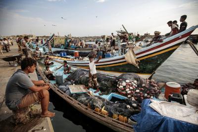 Yemen Dangerous Waters Photo Essay