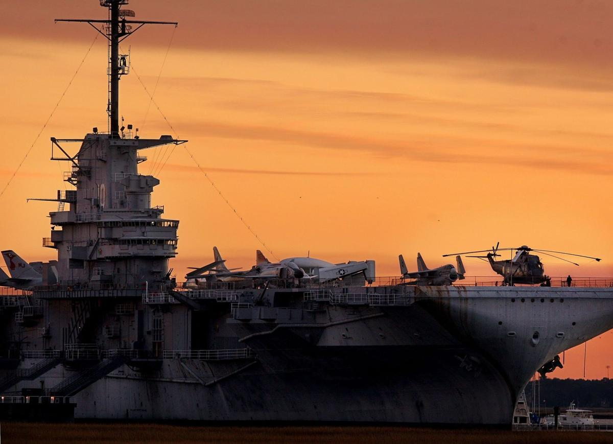 Report: Yorktown repair estimate less than feared