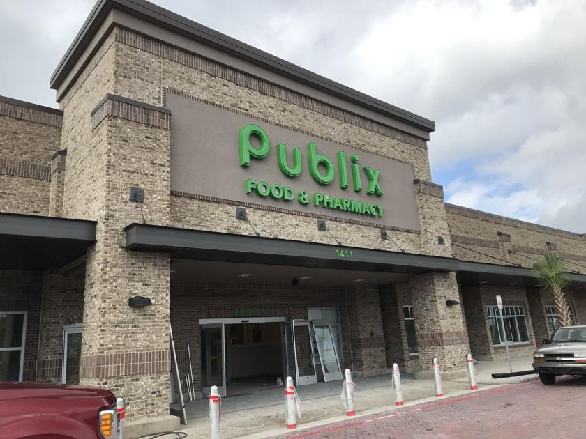 Publix eyeing pre-Thanksgiving opening for 4th new Charleston-area supermarket this year