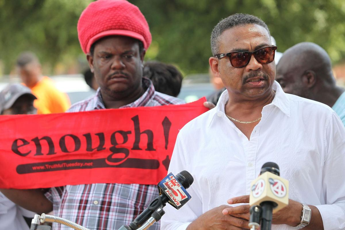Saturday rally takes big-picture approach to anti-violence effort