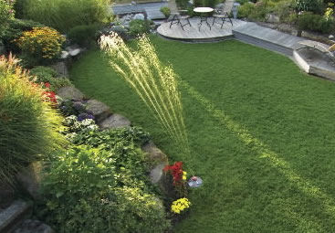 Lawn care gets much greener