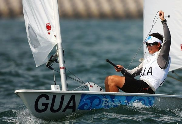 C of C sailor tied for second