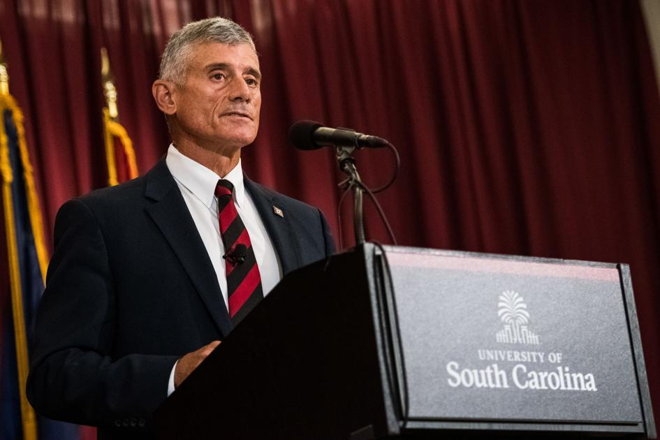 USC's new president: The wingman, the other candidate, the contested vote count