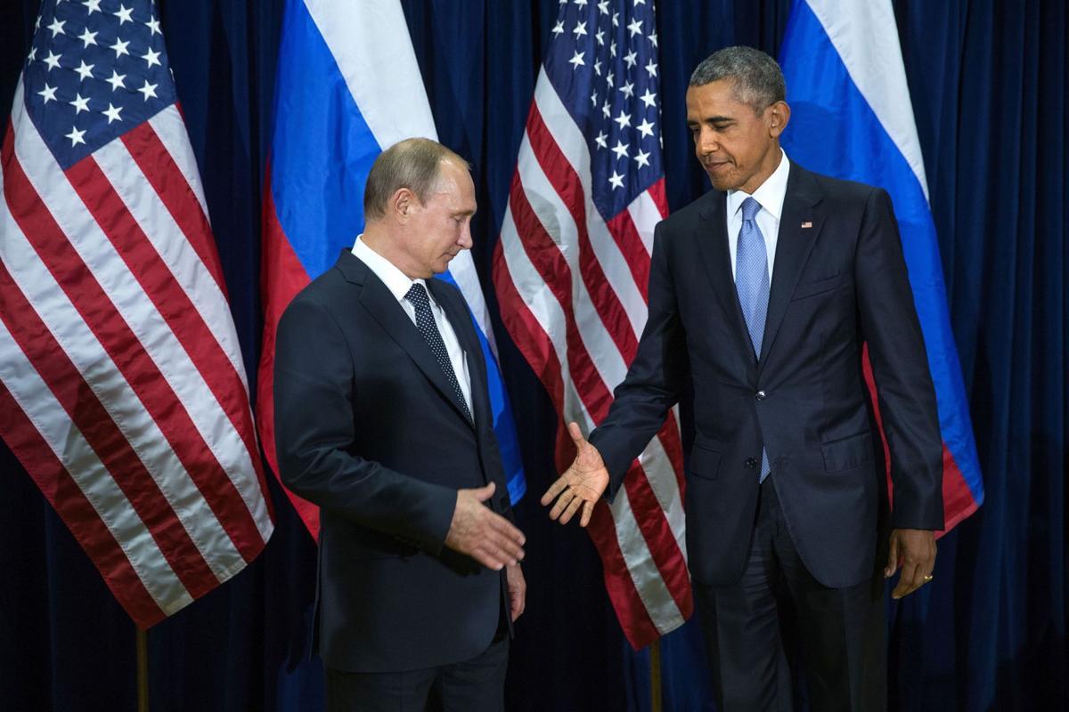 Beyond Obama's foreign futility