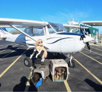 Samantha Bledsoe: Pilots for Paws