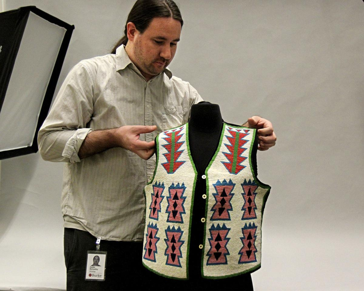 Indian vest donated to Goodwill is a treasure