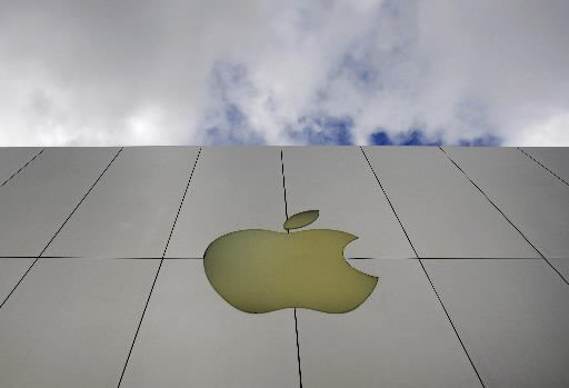 Apple stock soars on buzz about new product