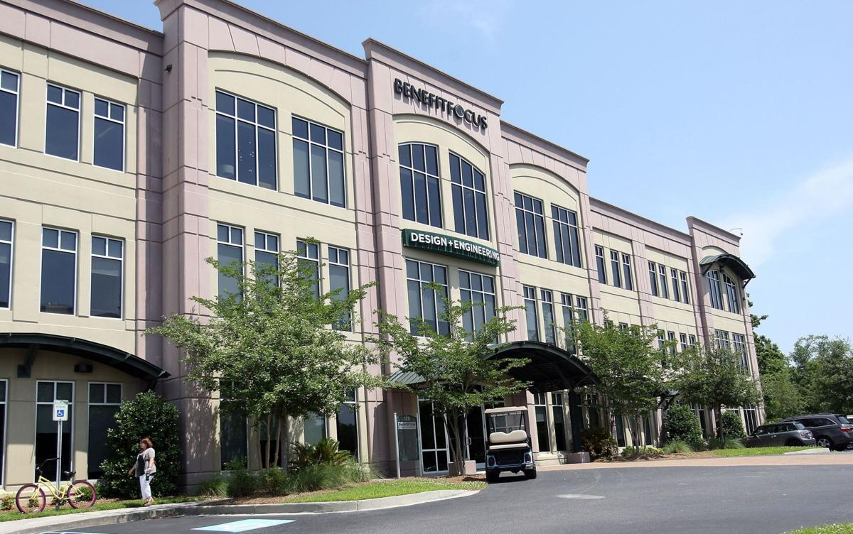 Charleston-metro office market riding crest of strong economy, major manufacturers locating in the area