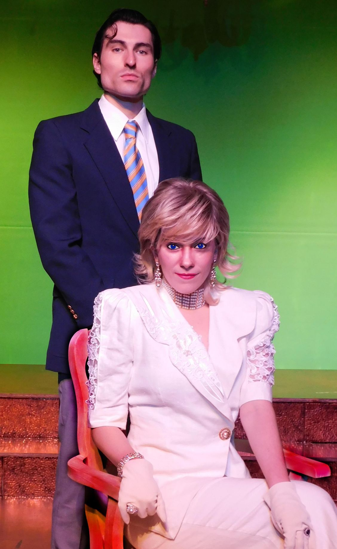 Princess Diana, the Musical, Piccolo Spoleto