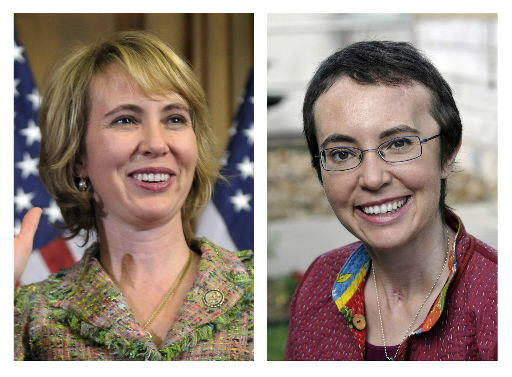 Gabrielle Giffords released from hospital