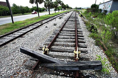 More rail headed to North Charleston