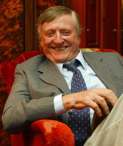 Author, conservative commentator William F. Buckley Jr. dies at 82