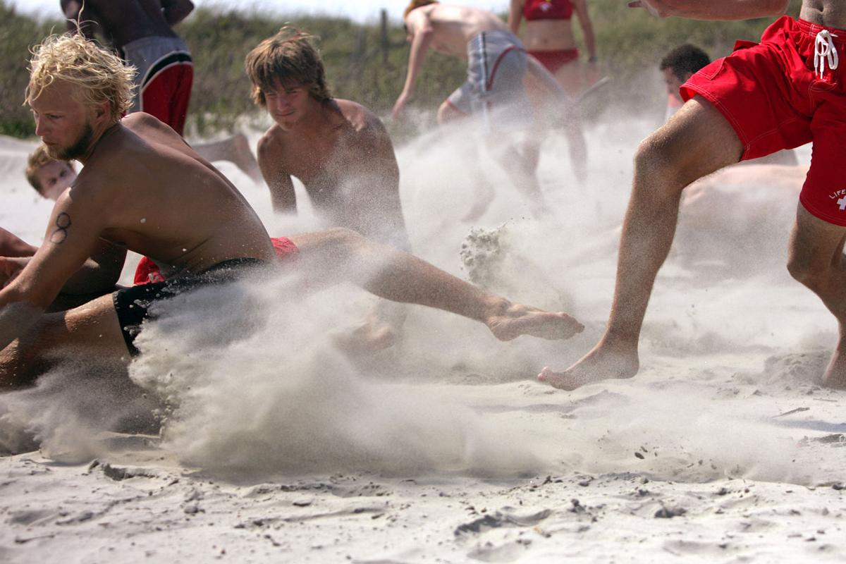 SCRPA Lifeguard Competition