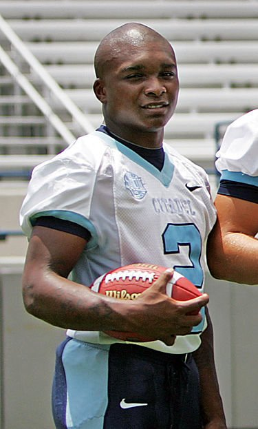Dupree takes lead in QB race at Citadel