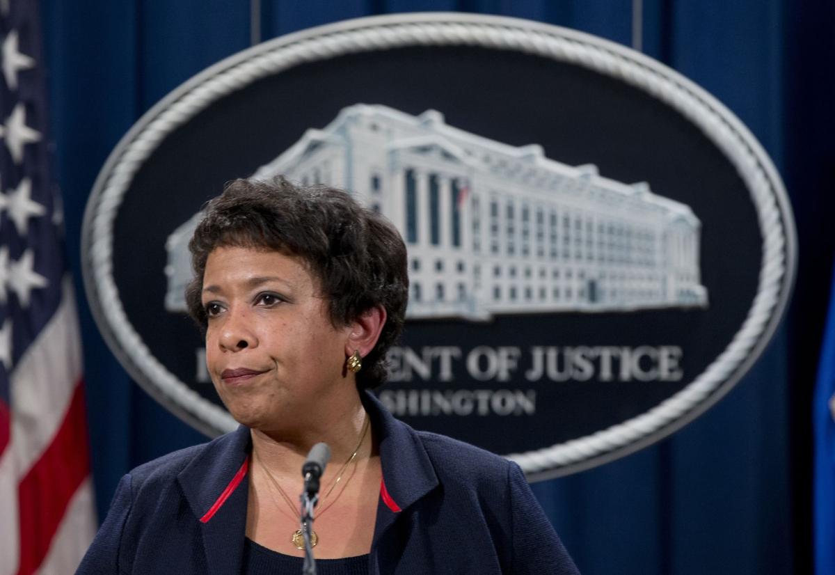 Feds sue Ferguson for amending police deal