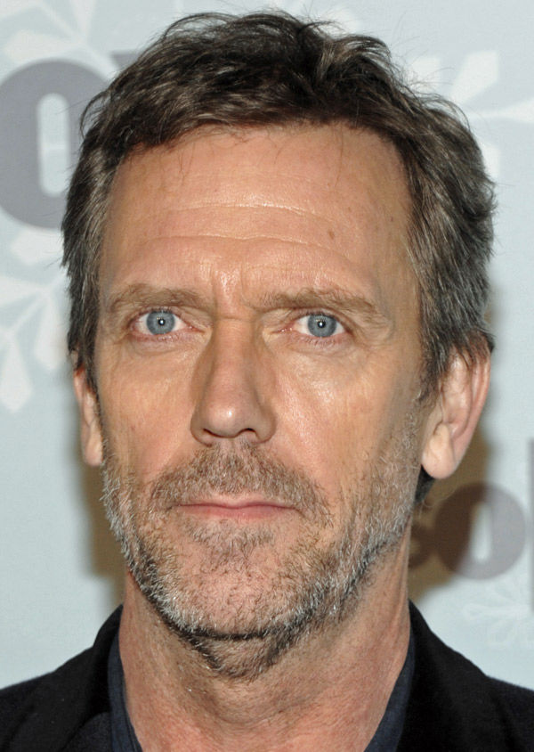 Dr. House retires his stethoscope
