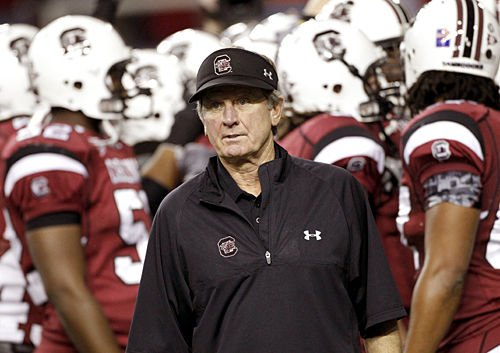 Spurrier looking to overcome the Gamecocks' recent bowl failures