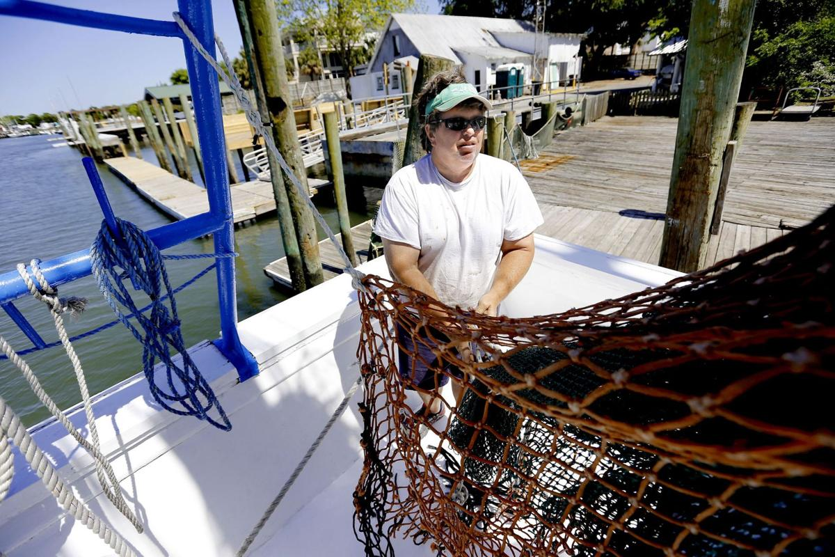 Shrimp dock's new owner, neighbors caught up in a tangle over Shem Creek marina-expansion plan