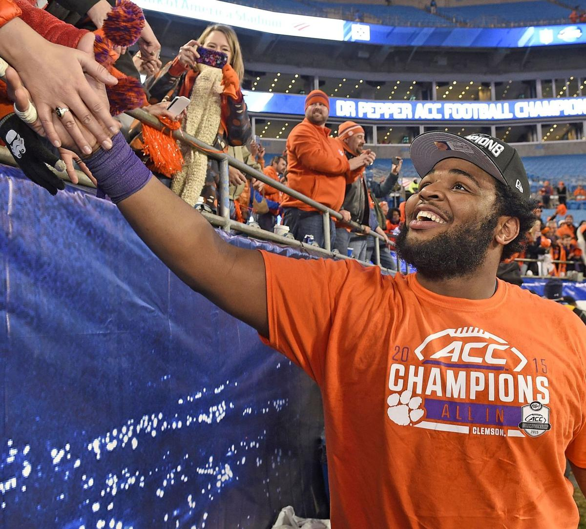 Top 10 Tigers 2016, No. 2: Christian Wilkins helps popularize Clemson on national scale