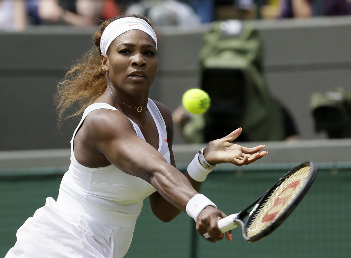 Williams, Djokovic restore some order to Wimbledon