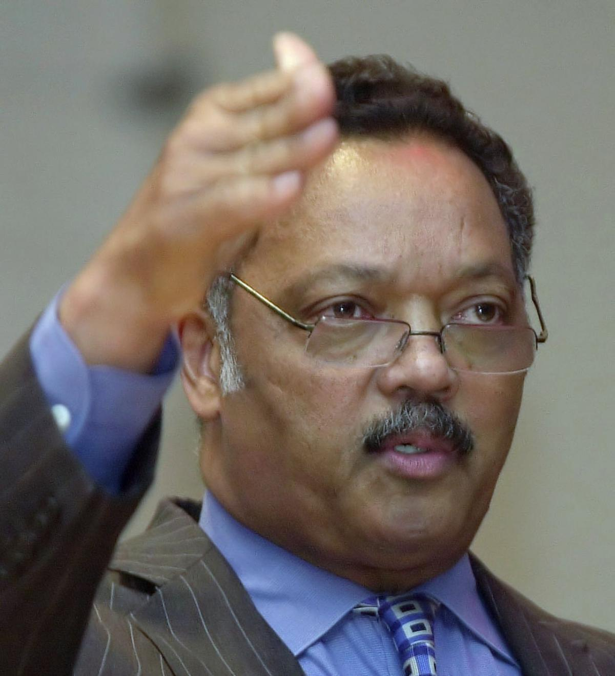 Jesse Jackson attending Walter Scott events Thursday and Friday